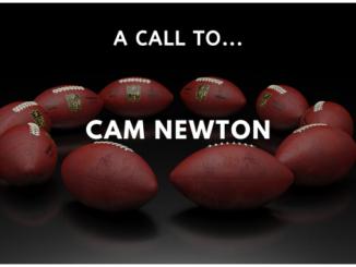 cam newton diet