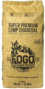 best rated lump charcoal