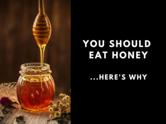 you should eat honey